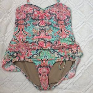 Swim by cacique swim dress size 18